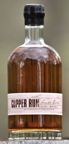 Copper Run Spirit Whiskey