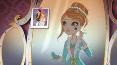 Ever After High. I love Ashlynn she is my fav student on ever after high.