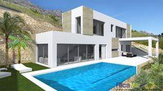 RicaMar Homes Real Estate | Detached New built Villa in Quesada