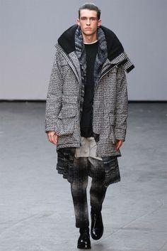 #Menswear #Trends Casely-Hayford Fall Winter 2015 Otoño Invierno #Tendencias #Moda Hombre   F.Y.