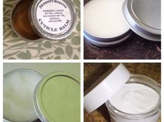 How to Make a Lip, Body, or Nail Balm!