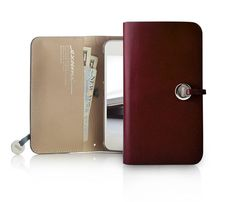 iPhone 5 Leather #Wallet #gadget