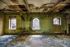 Image result for abandoned buildings auckland