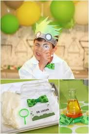 mad scientist themed birthday - Google Search