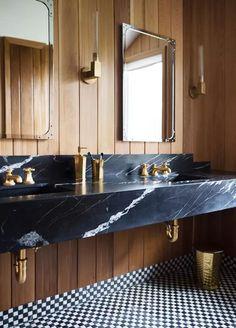 Bathroom Mirror Design, Bathroom Trends, White Bathroom, Bathroom Interior Design, Modern Bathroom, Bathroom Ideas, Bathroom Mirrors, Bathroom Marble, Bathroom Cabinets