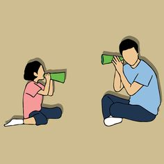 Effective communication is in need of active listening. This happens when the family member expresses her ideas, opinions, and experiences without the fear of being rejected or ridiculed by the other family member he/ she is talking to.