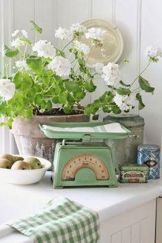 Cottage charm - Verde