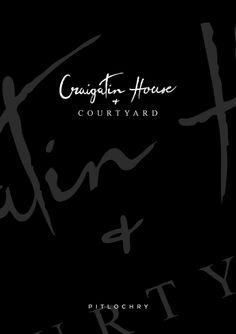 COMING SOON - An all new #CraigatinHouse and Courtyard glossy brochure! Drop us an e-mail to enquiries@craigatinhouse.co.uk with your mailing address and we'll send you a copy as soon as they arrive from the printers!