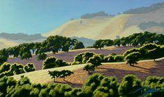 Daniel Cooper - Portfolio of Works: California Landscapes