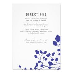 Beautifully printed invitations that can be customized for your special day. Check out the Origami Prints store for rehearsal invitations, RSVP cards, envelope labels, table numbers, invitations and other products that match this design! #modern #wedding #elegant #cute #information #card #directions #program #white #navy