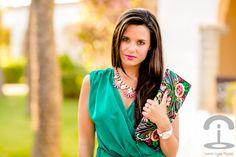 Green & Pink Crimenes de la Moda