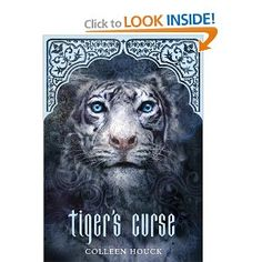 1st book in the Tiger's Curse Series by Colleen Houck-Really good.