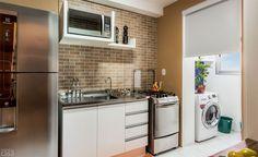 decoração de apartamento com 50 metros quadrados - Pesquisa Google
