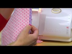 How to Thread a Baby Lock Eclipse DX Serger for a basic Overlock Stitch - YouTube