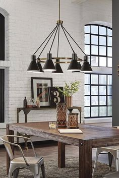 Towner Chandelier by Sea Gull Lighting