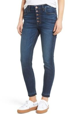 Women's  Ankle Skinny Jeans because we all love our jeans, for the comfort and easy care they need.  Plus they just have a certain style for each of us.