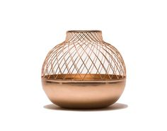 Grid vase by Jaime Hayon