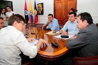 Noticias de Cúcuta: Gobernador y director de la UNGRD evalúan acciones...