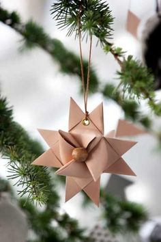 Set up the Christmas tree, keep fresh, the species and more - Christmas - Xmas - Weihnachten - Danish Christmas, Noel Christmas, Scandinavian Christmas, Winter Christmas, Christmas Ornaments, Christmas Feeling, Christmas Makes, All Things Christmas, Paper Ornaments