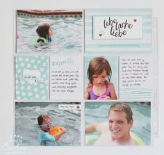Memory Keeping with Project Life by Stampin´Up! BlogShare - { Conibaers creative…