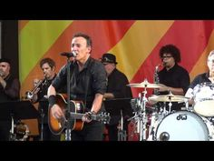 Jazz Fest 2012 - When the Saints Come Marching In/Rocky Ground, Bruce Springsteen and the E Street Band