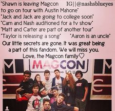 Please tell me it isn't true :(   @Cameron Dallas  @Nash Grier