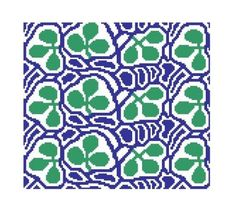St. Patricks Day Tapestry Crochet Chart by Marina G on Etsy
