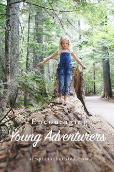 7 Things Our Children Gain through Adventure