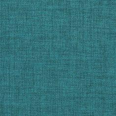 Teal Aqua Plain Denim Upholstery Fabric
