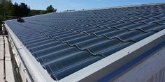Save Environment, Solar Roof Tiles, House Gate Design, Solar Energy, Sustainability, Planets, Alternative, Our Planet, Building