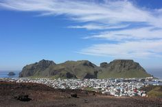 Vestmannaeyjar, Iceland.  This place had beautiful little nooks and crannies.