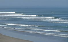 Hostal Naylamp in Huanchaco, Peru. A personal favorite. Look at those lefts at Chicama!