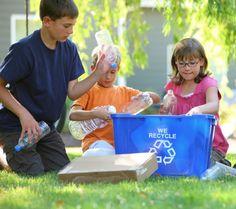 Ideas de juegos para aprender sobre el medioambiente