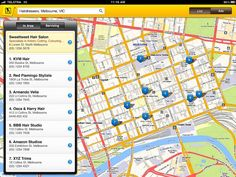 Yellow Pages® for iPad - Mobile Awards - Mobies