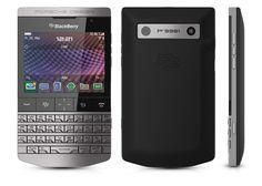 Porsche Design & BlackBerry P'9981 want! 😍