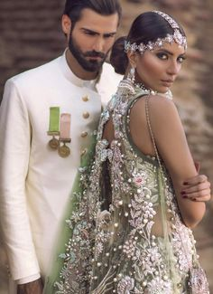 Elan, The Jasmine Court, F/W 2015 - High Fashion Pakistan