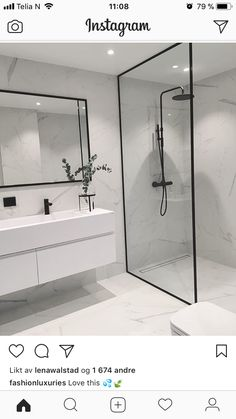 Trendy Bathroom Mirror With Shelf Floors Ideas Bathroom Mirror With Shelf, Best Bathroom Vanities, Small Bathroom, Bathroom Storage, Bathroom Organization, Master Bathroom, Bathroom Design Luxury, Modern Bathroom Design, Bathroom Designs