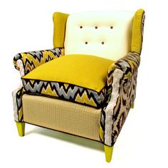 Fab.com | Uniquely Upholstered Seats