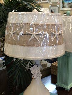 Beach style lampshade