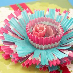Gift Wrap Accents from Paper & Crafts Scraps - Better Homes & Gardens - BHG.com