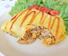 Resep olahan telur sederhana Instagram Egg Recipes, Baby Food Recipes, Dessert Recipes, Cooking Recipes, Recipies, Desserts, Easy Sauce Recipe, Sauce Recipes, Malay Food