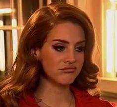 21 Endearingly Derpy Pics Of Lana Del Rey