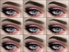 image Sims 4 Mods, Sims 4 Body Mods, Sims 4 Game Mods, Sims 4 Cc Eyes, Sims Cc, The Sims 4 Skin, Sims 4 Black Hair, The Sims 4 Packs, Sims 4 Gameplay