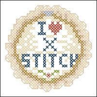 I love X Stitch. This would be a fairly quick stitch and should fit into some of the accessories like plastic coasters, handbag mirrors, fridge magnets and such like. Chart free from Janlynn. Cross Stitch Quotes, Cross Stitch Boards, Cross Stitching, Cross Stitch Embroidery, Cross Stitch Patterns, Cross Stitch Freebies, Small Cross Stitch, Cross Stitch Collection, Thread Art