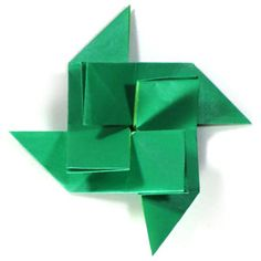 If you know these two folding techniques, then you will have no problem in making origami pinwheel. Description from origami-make.com. I searched for this on bing.com/images