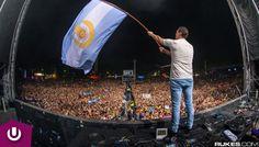Tiesto Live @ Ultra Buenos Aires 2014
