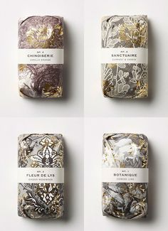 pretty soap packaging