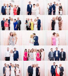 zdjęcia portretowe z gośćmi, goście w dniu ślubu, portrety na ślubie, ścianka, handmade, judyta marcol fotografia