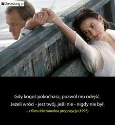 Gdy kogoś pokochasz…