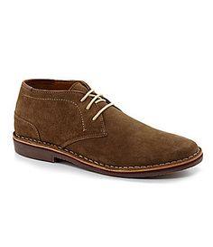 Kenneth Cole Reaction Mens Desert Sun Chukka Boots #Dillards